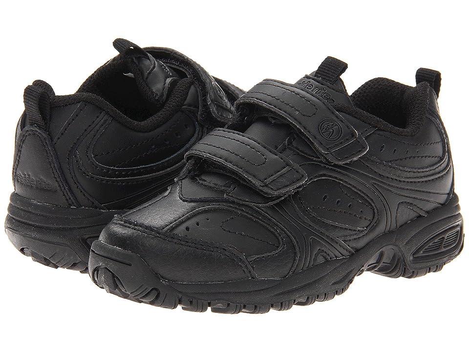 Stride Rite Cooper HL (Toddler/Little Kid/Big Kid) (Black) Boys Shoes