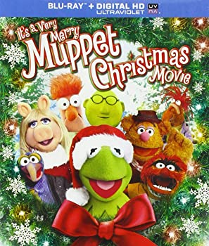 It's a Very Merry Muppet Christmas Movie on Blu-ray