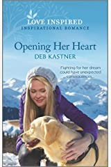 Opening Her Heart (Rocky Mountain Family Book 2) Kindle Edition