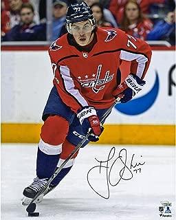 T.J. Oshie Washington Capitals Autographed 16