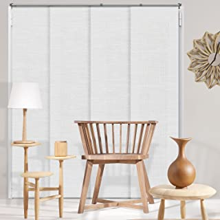 double sliding door blinds