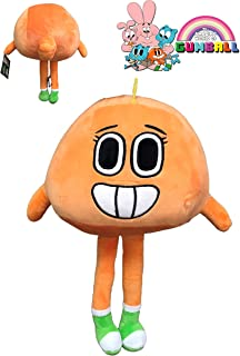 The Amazing World of GUMBALL - Plush toy Darwin orange character (15