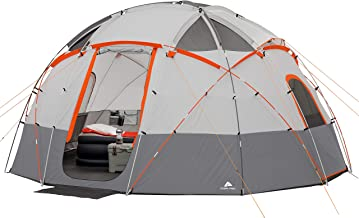 Ozark Trail 12-Person Base Camp Tent with Light