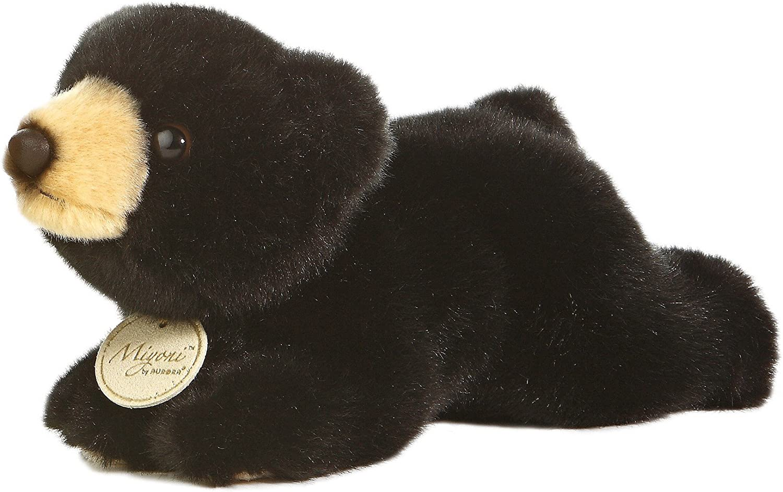 Miyoni Black Bear Small 8 by Aurora
