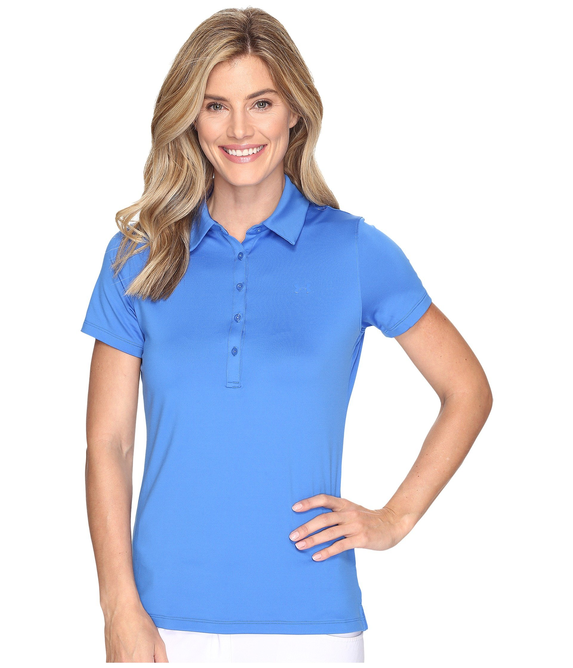 Camiseta Tipo Polo para Mujer Under Armour Golf Zinger Polo  + Under Armour en VeoyCompro.net