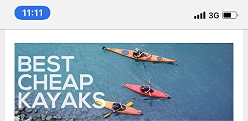 Best Cheap Kayaks Collection