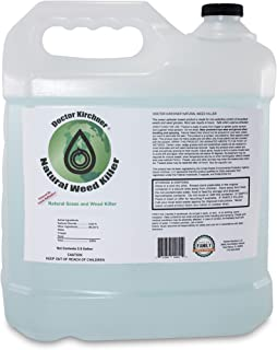 Doctor Kirchner Natural Weed Killer (2.5 Gallon) Kid, Pet & Environmentally Safe