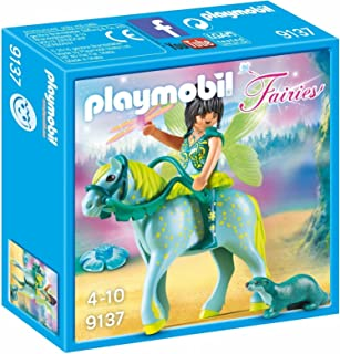 PLAYMOBIL Enchanted Fairy with Horse Toy
