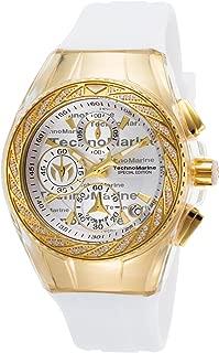 Technomarine TM-115384 Women's Cruise Glitz Quartz Gold Chronograph