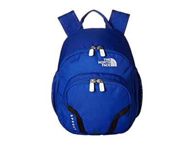 The North Face Sprout Backpack (Toddler/Little Kids) (TNF Blue/TNF Black) Backpack Bags