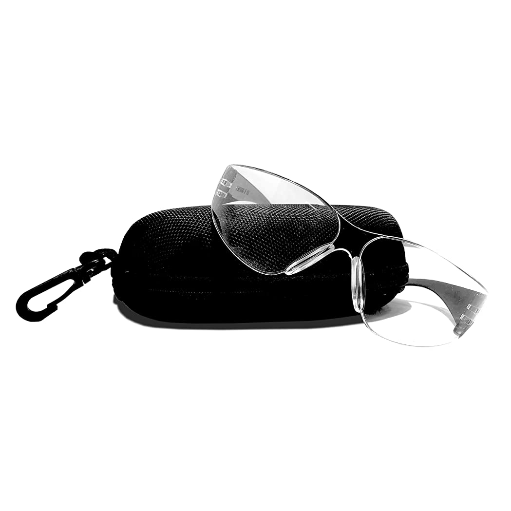 証書死にかけているスリットごっこ遊び キッズ 安全メガネ - 耐衝撃性 子供用 保護メガネ - 1ペア
