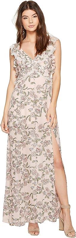For Love and Lemons - Bee Balkm Maxi Dress