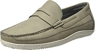 US Polo Association Men's Rubio Leather Loafers