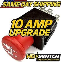 Hustler Mini Fastrak, Fastrak, Trimstar, Raptor Clutch PTO Switch - Free 10 AMP Upgrade - HD Switch
