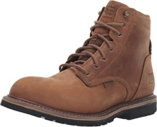 Timberland PRO Men's Millworks 6 Soft Toe Waterproof Industrial Boot