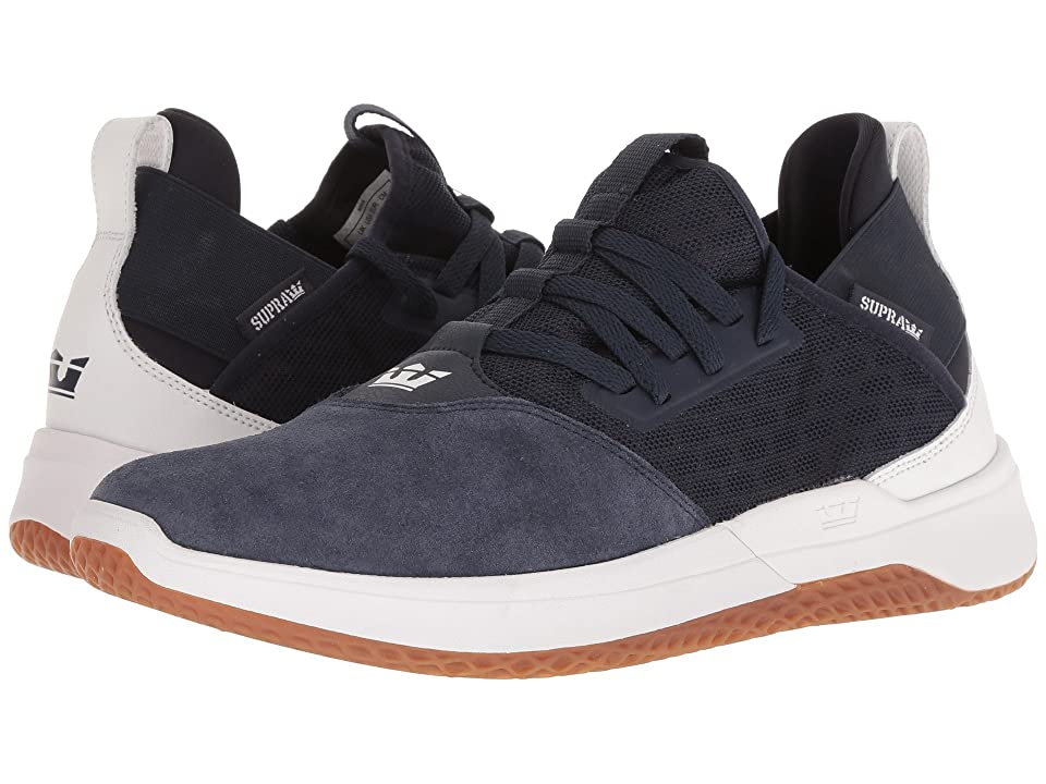 Supra Titanium (Navy/White/Gum) Men