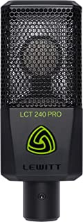 LEWITT LCT 240 PRO Condenser Microphone, Black