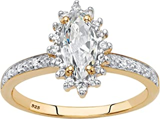 Best marquise cut blue diamond engagement rings Reviews