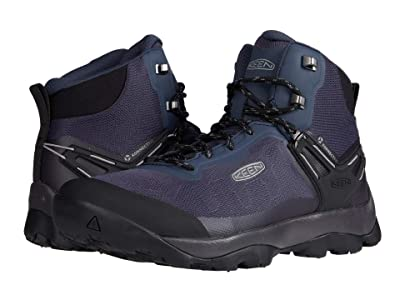 KEEN Venture Vent Mid (Blue Nights/Drizzle) Men