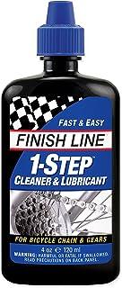 FINISH LINE(フィニッシュライン) 1ステップクリーナー&ルーブ プラボトル 120ml