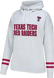 NCAA Women's School Spirit Cowl Neck Fleece Sweatshirt