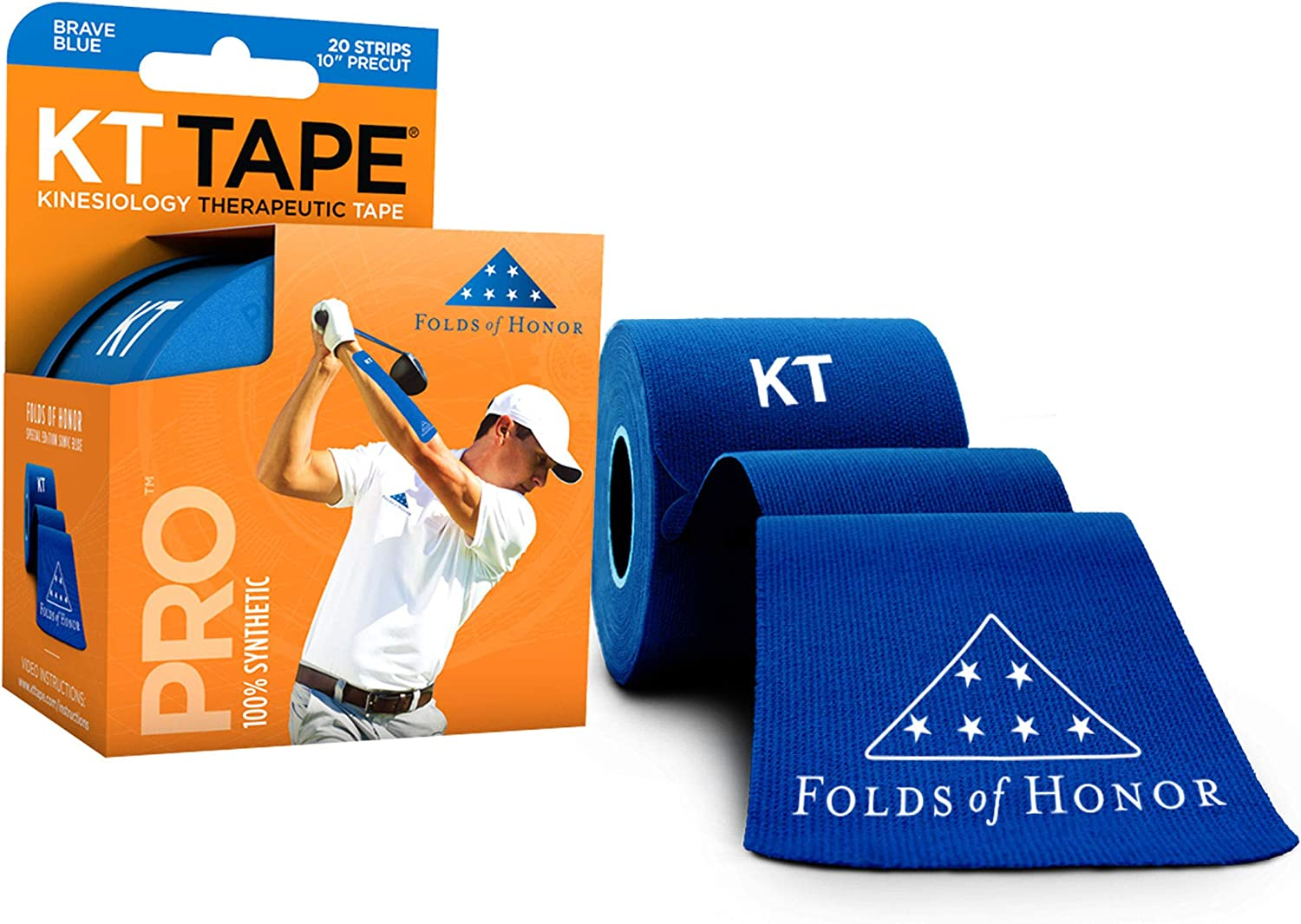 KT Tape Pro Kinesiology lowest price Sports Latex Free Resistant Water Limited price