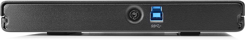 HP DVDRW 5% OFF R DL DVD-RAM Drive External K9Q83AT - Black Max 74% OFF Jack