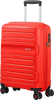 American Tourister Hand Luggage, SUNSET RED, 55 cm