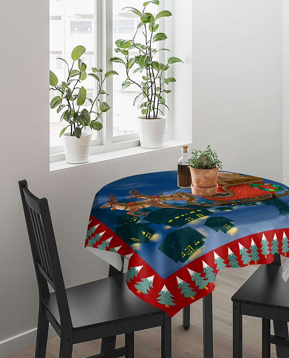 OUR Surprise price WINGS Tablecloth Washable Table free shipping Cover Dinning for Ta Kitchen
