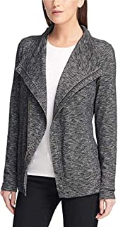 GH Bass Ladies' Knit Zip Cardigan