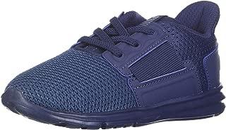PUMA Kids' Enzo Street Slip-on Wide Sneaker