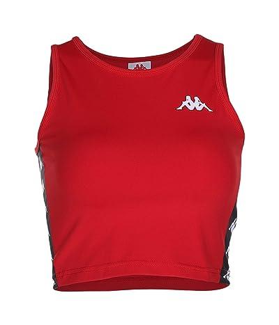 Kappa Banda Atvan (Red/Black) Women