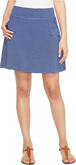 Fresh Produce - Pinstripe City Skort
