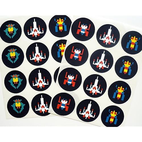 Arcade Stickers: Amazon com