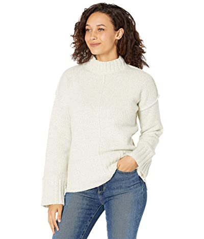Smartwool Bell Meadow Sweater (Ash/Light Gray Heather Marl) Women