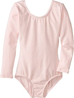 Capezio Kids Classic Long Sleeve Leotard (Toddler/Little Kids/Big Kids)