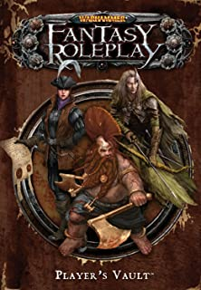 Warhammer Fantasy Roleplay Player's Vault