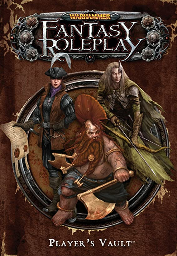 Warhammer Fantasy Roleplay: Player's Vault