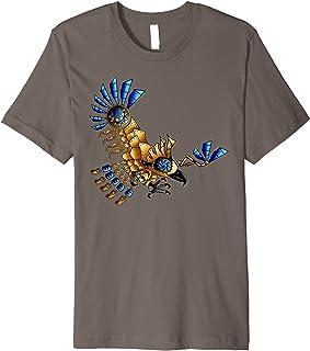 Steampunk Phage: Steampunk Eagle T-Shirt