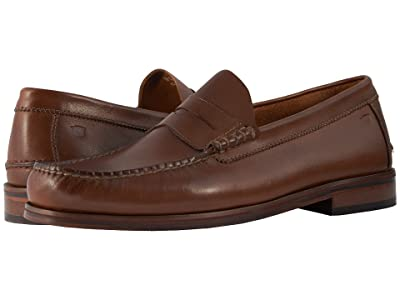 Florsheim Heads Up Penny Loafer (Cognac Smooth) Men
