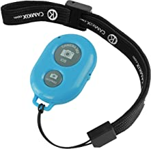 CamKix Camera Shutter Remote Control with Bluetooth Wireless Technology - Create Amazing Photos and Videos Hands-Free - Works with Most Smartphones and Tablets (iOS and Android)