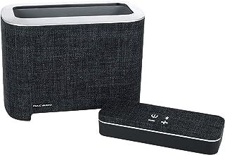 Mac Audio BT Elite 5000 | Bluetooth Lautsprecher für iOS und Android mit Dockingstation | Two in One Soundstation | 6 Stunden Akkulaufzeit   schwarz