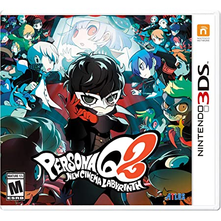 Persona Q2: New Cinema Labyrinth Standard Edition - Nintendo 3DS