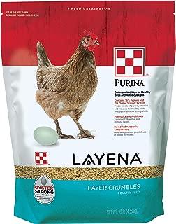 purina layer crumbles