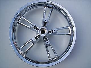 Harley Enforcer Front Wheel Chrome 2014-16
