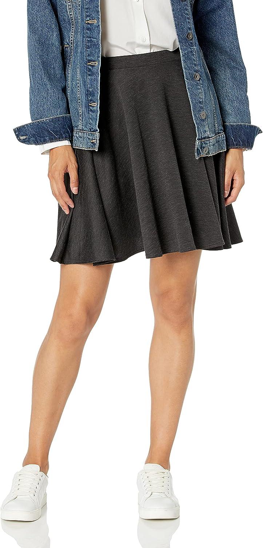 Star Vixen Women's Short Stretch Ponte Full Circle Skirt