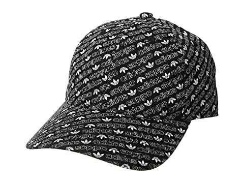 adidas Originals Originals Relaxed Strapback Hat at Zappos.com 7655087e2b3