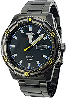 Seiko Sport 5 Stainless Steel Automatic Men's Watch SRP737J
