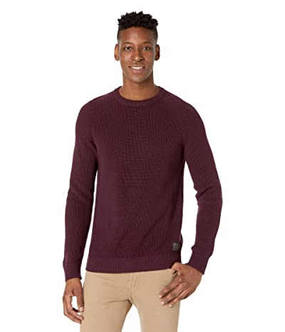 Selected Homme Irving Crew Neck Sweater (Winetasting) Men