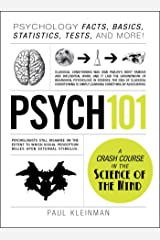 Psych 101: Psychology Facts, Basics, Statistics, Tests, and More! (Adams 101) (English Edition) eBook Kindle